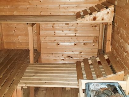 Vakantiewoning Chalet Faro met sauna huren in Durbuy