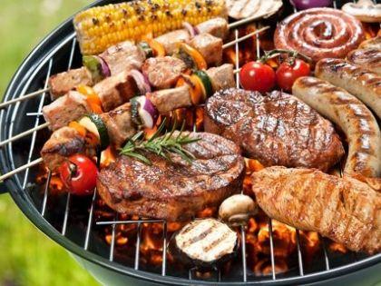chalet faro durbuy - vakantiewoning huren met barbecue-BBQ