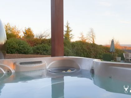 chalet Faro vakantiewoning met sauna, zwembad en jacuzzi