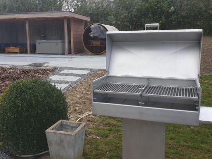 Barbecue in chaletfarodurbuy