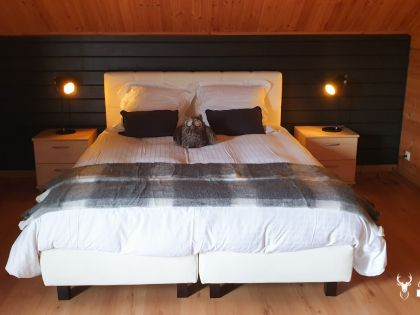 Chalet Faro in Durbuy luxe suite