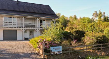 chalet in de Ardennen huren met suite, zwembad, sauna en jacuzzi