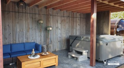 private wellness Chalet Faro Durbuy