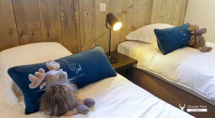 slaapkamer Chalet Faro Durbuy