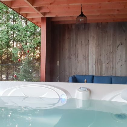 Vakantiewoning Faro Durbuy - suites met sauna, jacuzzi en zwembad